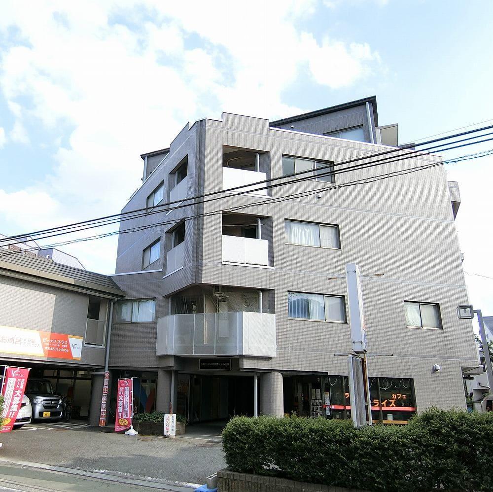 ユニオンマンスリー武蔵小金井1 403 1R・セミダブル 403