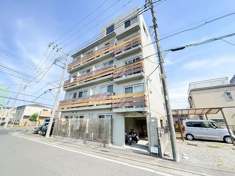 ユニオンマンスリー京成大和田駅前1 13 1R・セミダブル【新着物件】 13