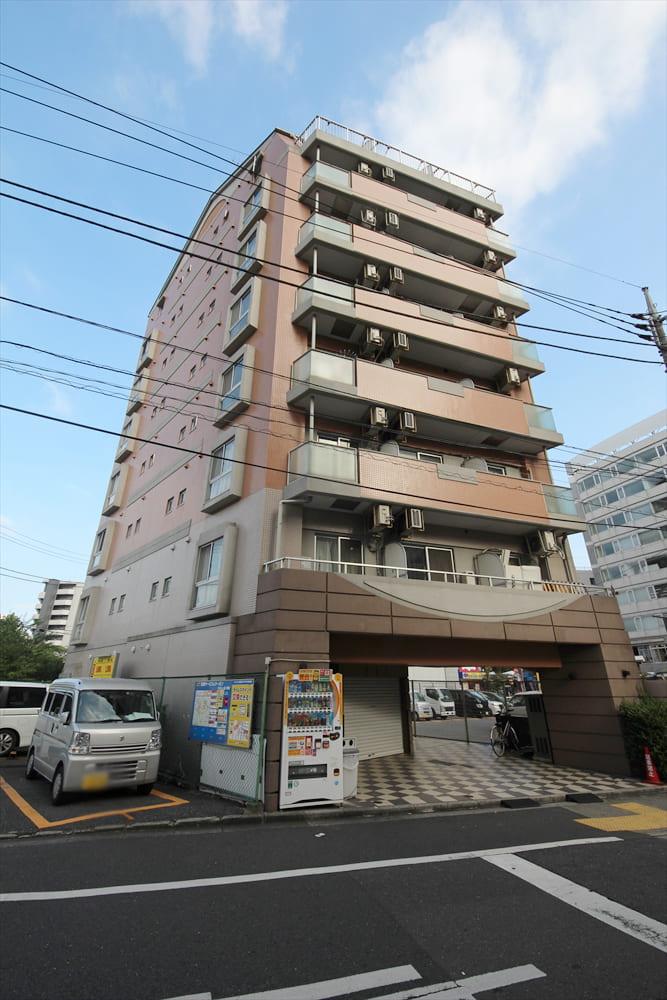 ユニオンマンスリー蒲田駅前3 201 1K・シングル 201