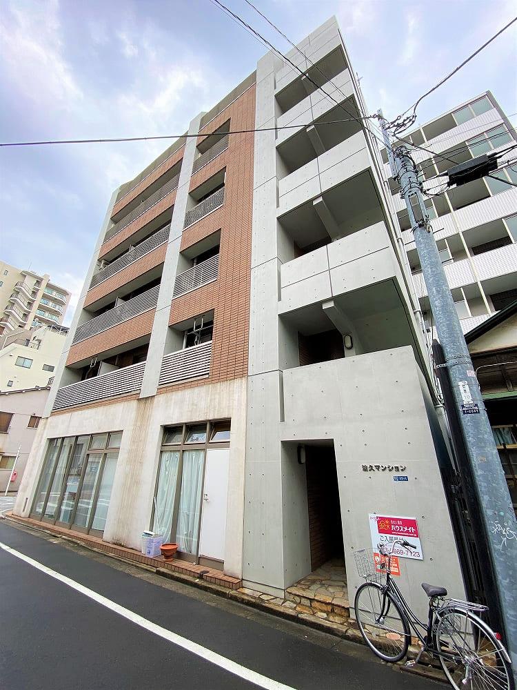ユニオンマンスリー錦糸町8 501 1R・セミダブル 501